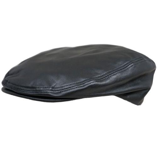 Capas Lambskin Leather Ivy Cap