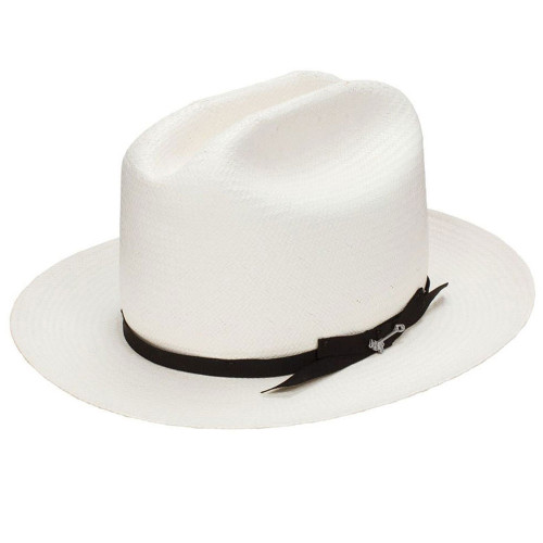 Stetson Shantung Open Road Western Straw Hat