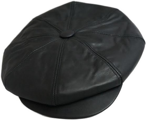 Capas Leather Big Apple Cap