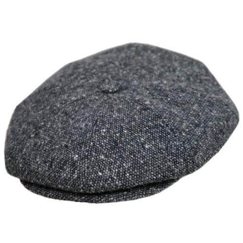 Capas Italian Tweed 8/4 Cap