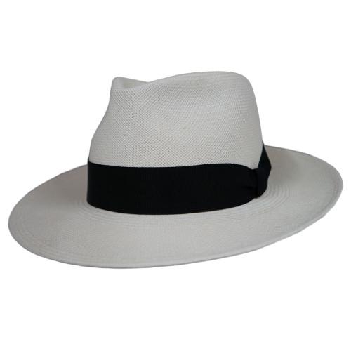 Mayser Monaco Panama Straw Hat