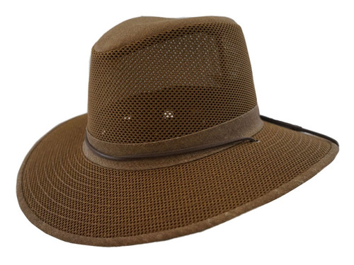 Henschel 5310 Mesh Aussie Cloth Hat