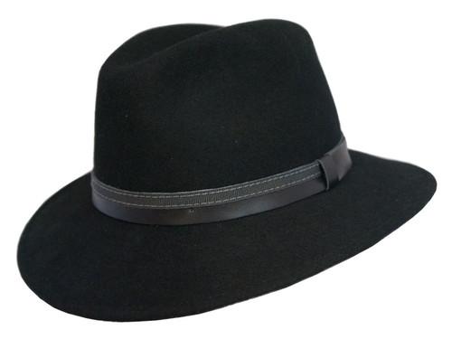 Stefeno Italian Wool Safari Hat