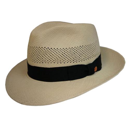 Mayser Imperia Vented Panama Hat