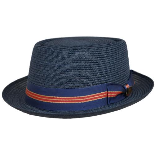 Biltmore Dijon Porkpie Straw Hat