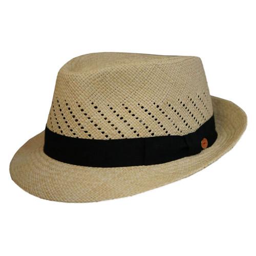 Mayser Ernesto Vented Panama Hat