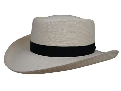 Ozark Shantung Gambler Hat