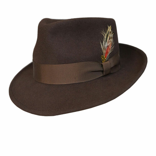 Capas Indiana Jones Lite Felt Fedora