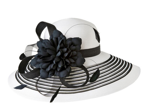 Betmar Lanna Fancy Lady Hat