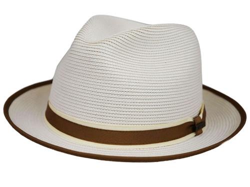 Biltmore Chancellor Milan Straw Hat