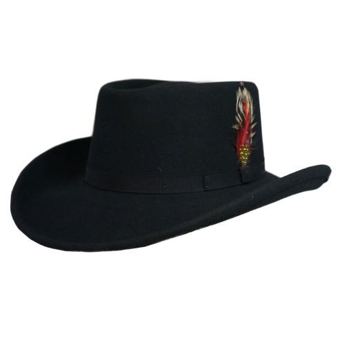 Capas Wool Gambler Hat