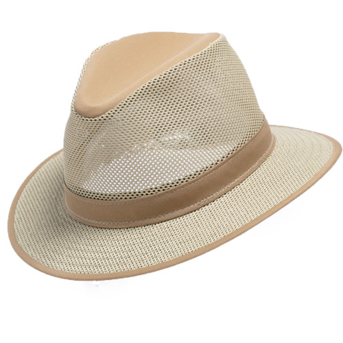 Henschel 4310 Vented Mesh Safari Hat
