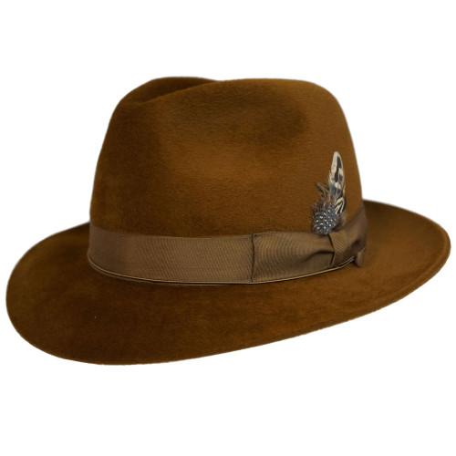 Selentino Galaxy Velour Felt Hat