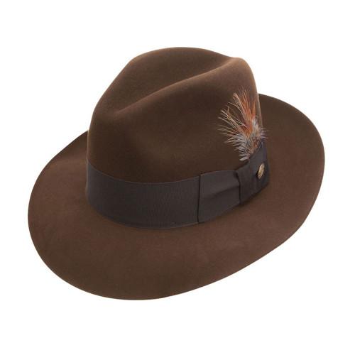 Stetson Pinnacle Beaver Felt Hat
