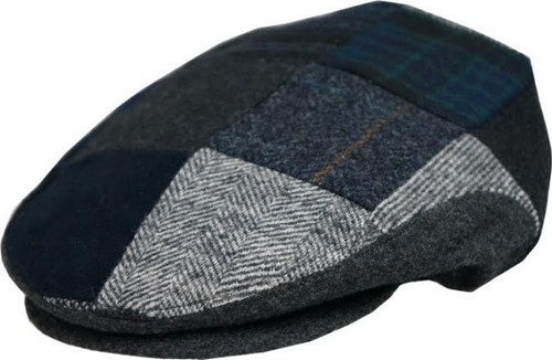 Capas Wool Toscanni Patchwork Ivy Cap