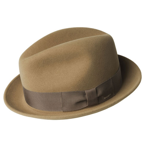 Bailey Bogan Elite Finish Fedora