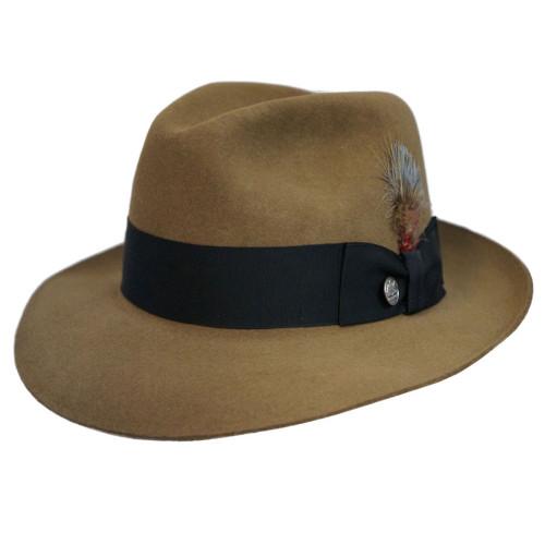 Stetson Temple Felt Hat