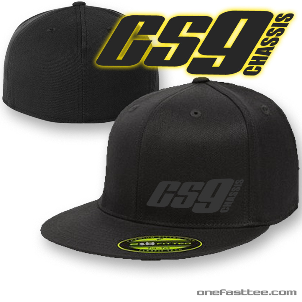 CS9 Flat Bill hats