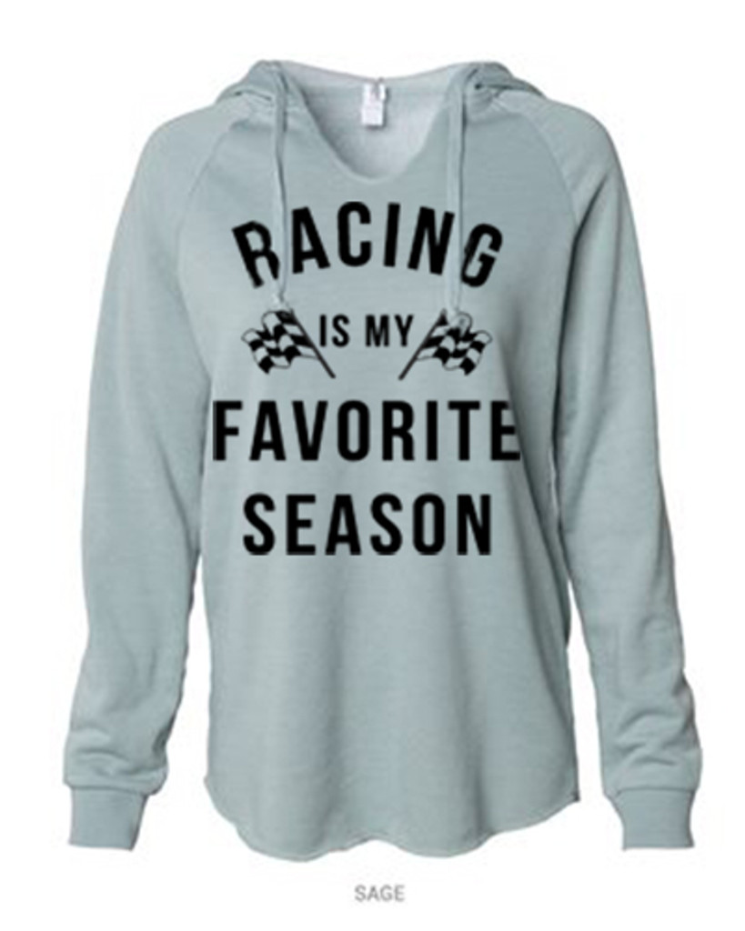 Racing is my Favorite Season sage