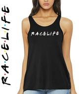 RACELIFE flowy womens tank