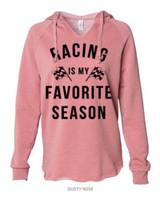 Racing is my Favorite Season rose