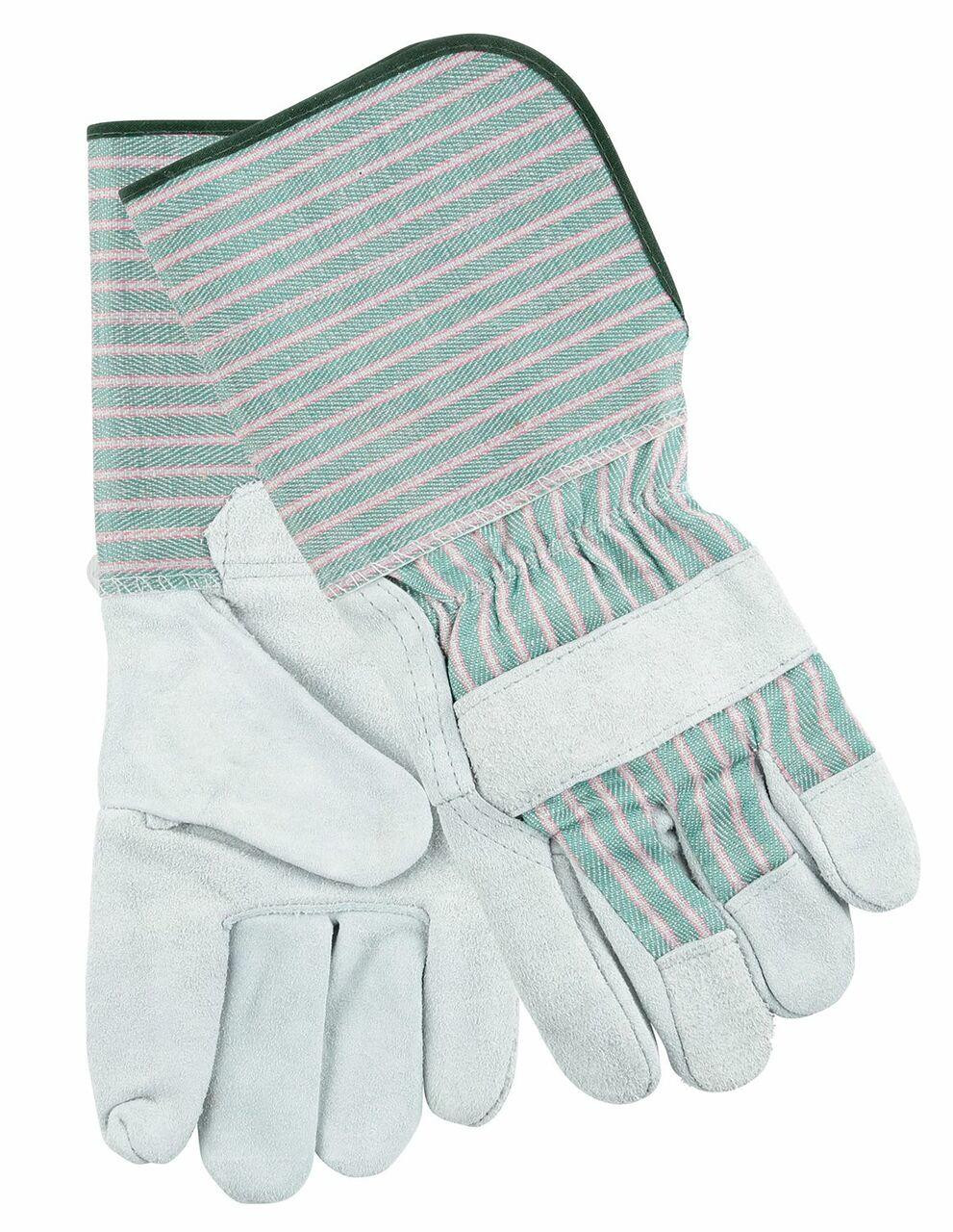Lincoln Electric Lincoln Electric LEATHER CANVAS WORK GLOVES - KH640