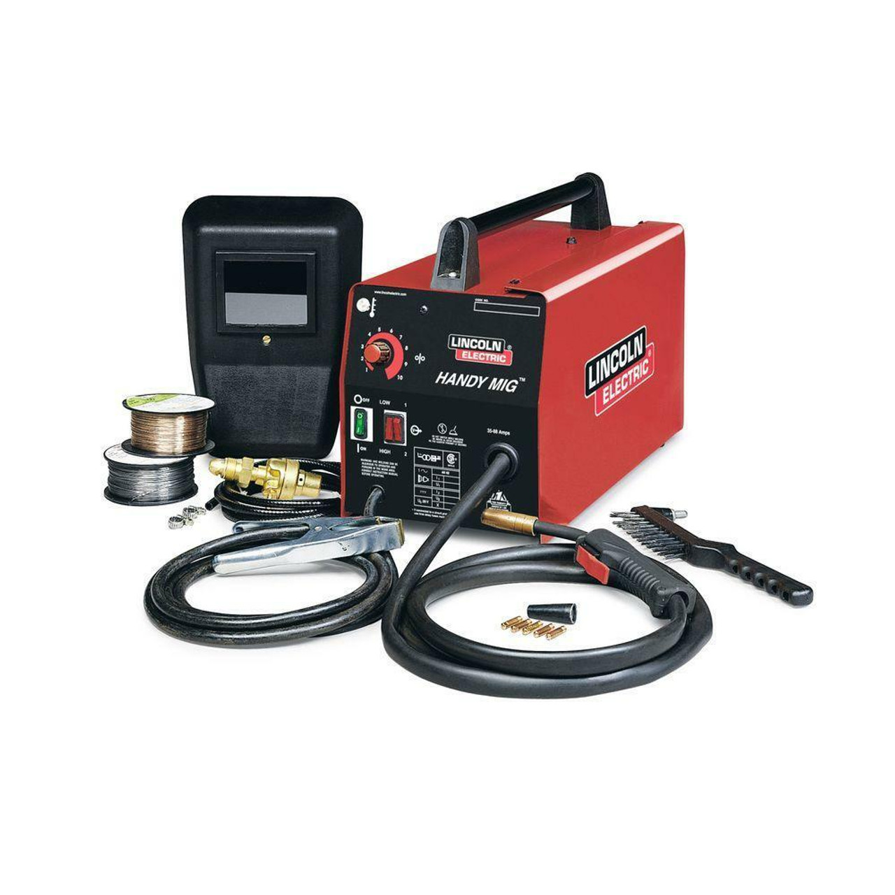 Lincoln Electric Lincoln Electric Reconditioned Handy MIG Welder - U2185-1