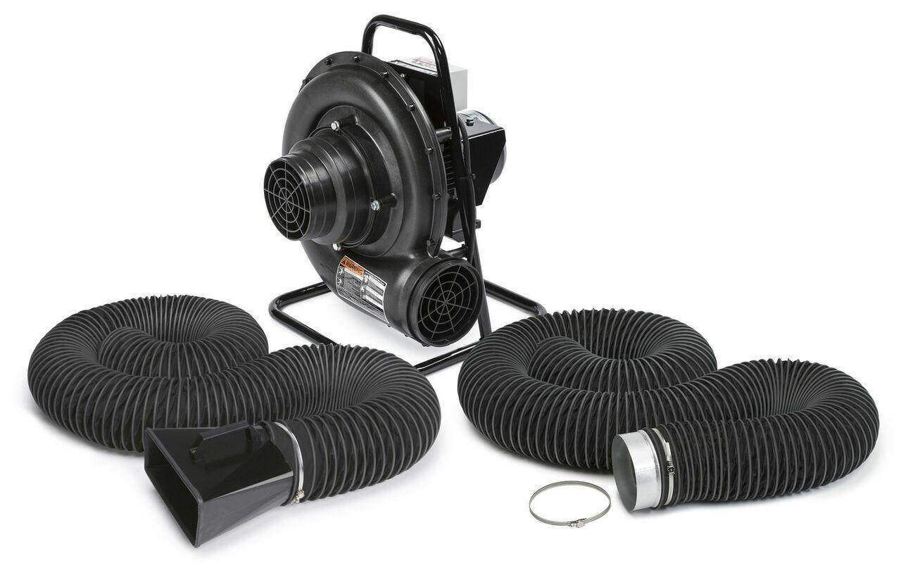 Lincoln Electric Lincoln Electric MOBIFLEX 100-NF PORTABLE WELDING FUME EXTRACTOR ONE-PAK - K4260-3