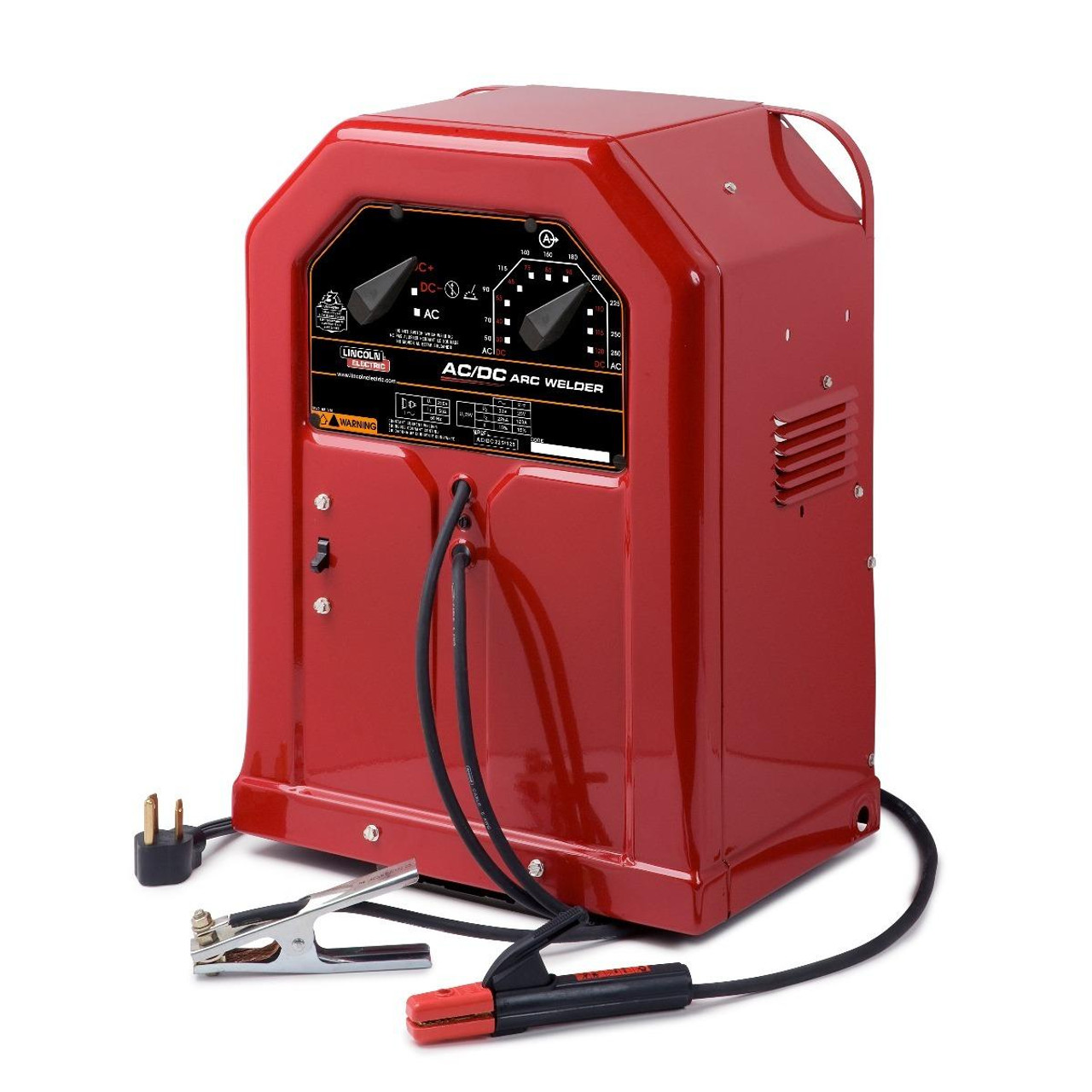 Lincoln Electric Lincoln Electric AC/DC 225/125 Stick Welder - K1297