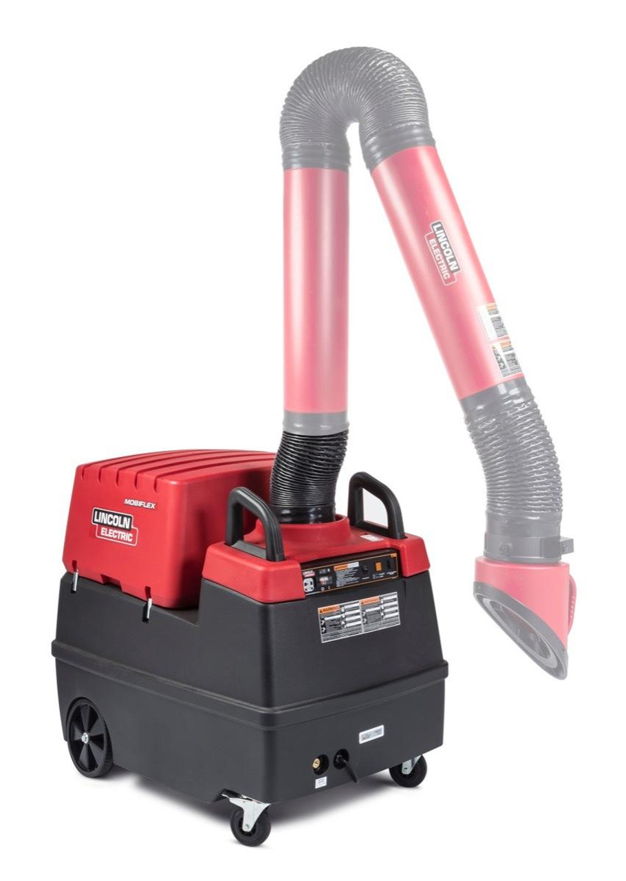 Lincoln Electric Lincoln Electric Mobiflex 400-MS w/Merv 16 Filter Welding Fume Extraction Base Unit and Packages