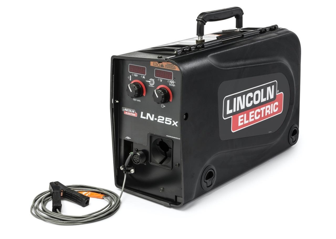 Lincoln Electric LN-25X w/Magnum Pro Curve 300A 045 One-Pak - K4266-1