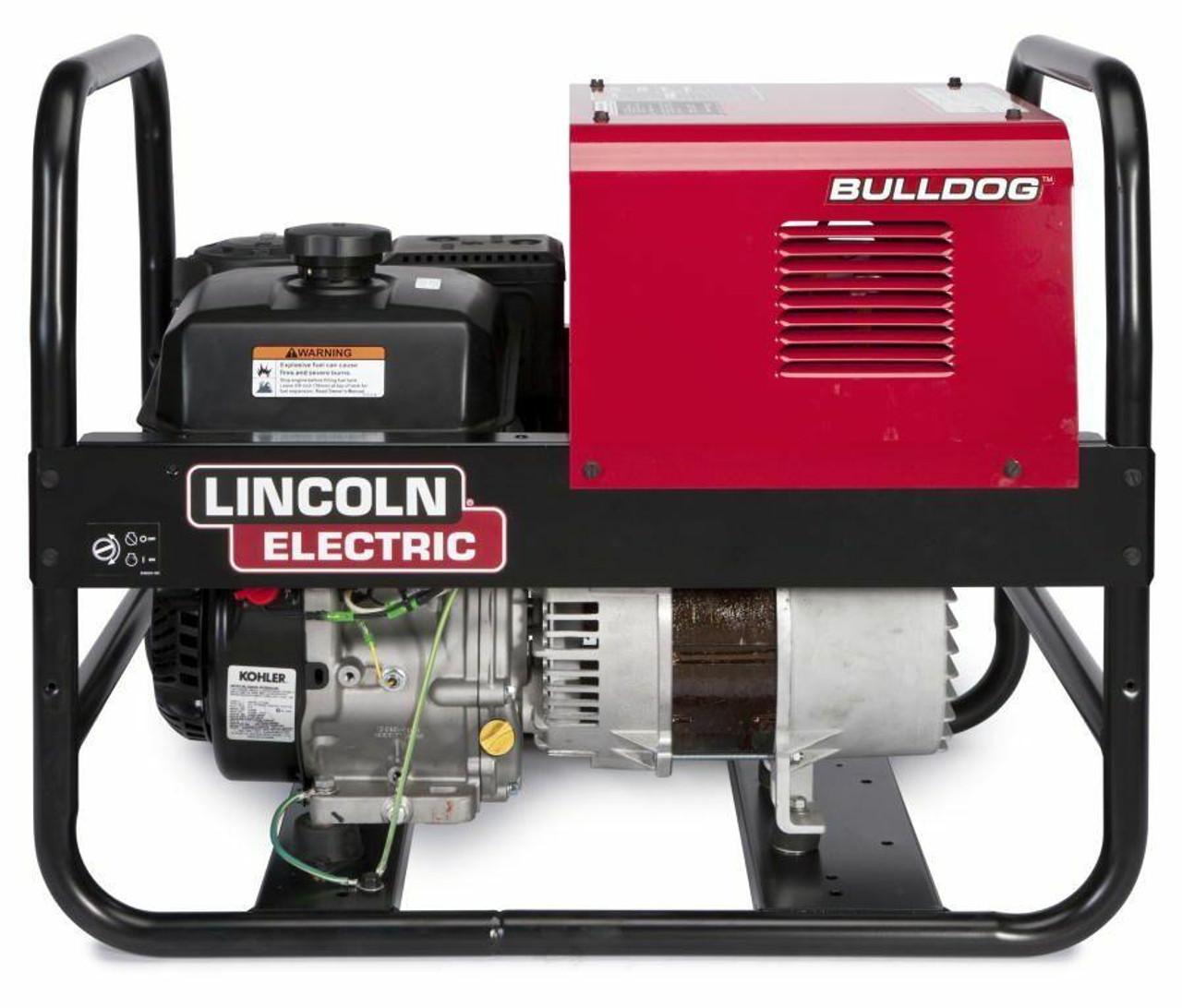 Lincoln Electric Lincoln Electric BULLDOG 5500 Engine Drive Welder KOHLER - K2708-2