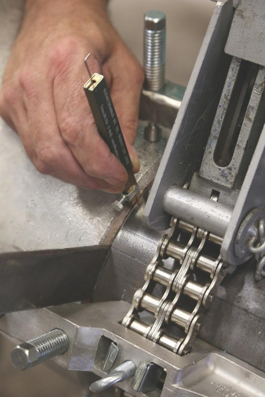 Mathey Dearman QC Welders Gauge Metric Box of 10 - D253M-BOX