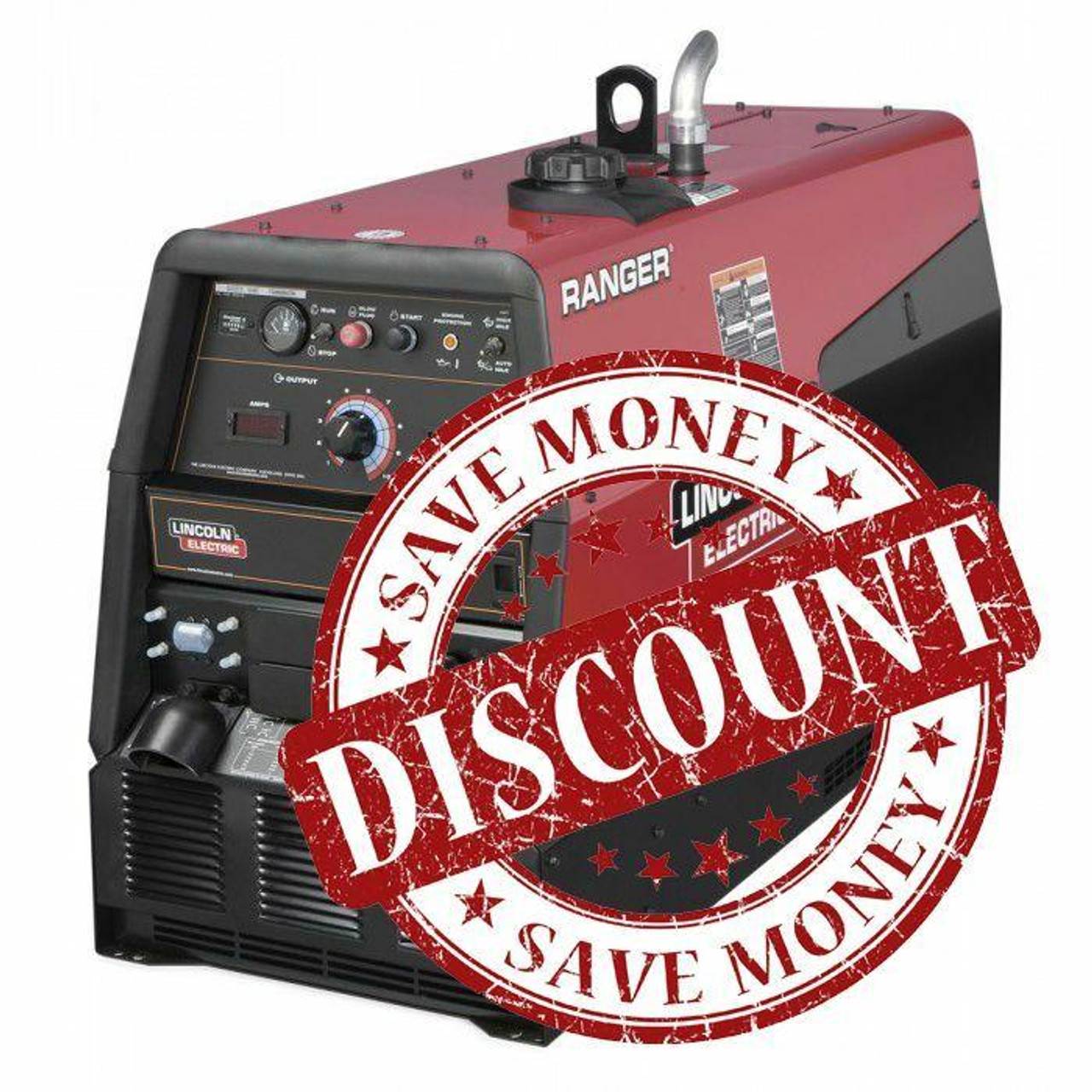 Lincoln Electric Lincoln Electric Ranger 305 D Engine Drive Welder Kubota - K1727-4 BUY NOW