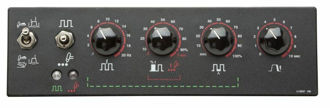 Lincoln Electric Lincoln Electric PRECISION 275 TIG ADVANCED CONTROL PANEL - K2621-1
