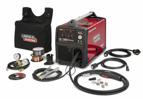 Lincoln Electric Lincoln Electric Reconditioned Power MIG 180 DUAL Wire Feeder Machine - U3018-2