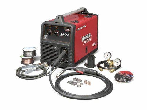 Lincoln Electric Lincoln Electric Reconditioned Power MIG 140C Wire Feeder Machine - U2471-2