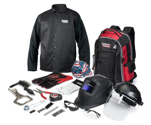 Lincoln Electric Lincoln Electric Intermediate Education Welding Gear Ready-Paks