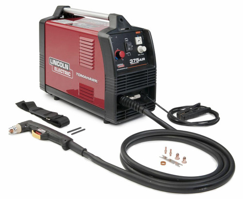 Lincoln Electric Lincoln Electric Tomahawk 375 Air Plasma Cutter - K2806-1