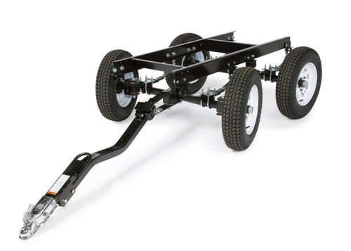 Lincoln Electric Lincoln Electric 4-wheel Steerable Yard Trailer with DUO-Hitch - K2641-2