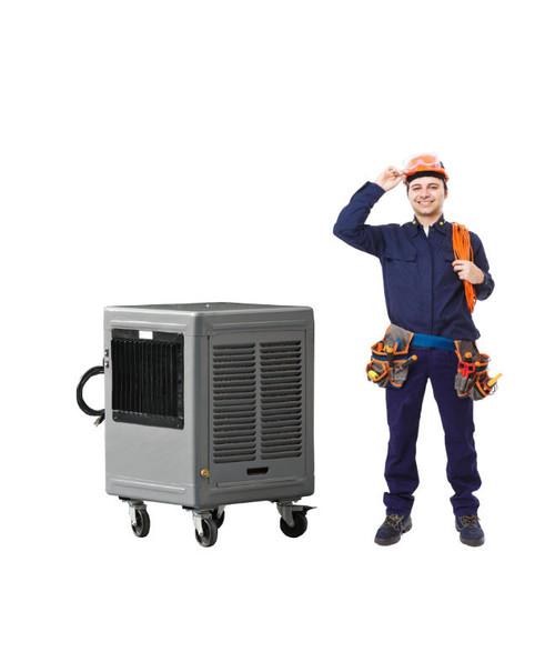 Ventocool Portable Evaporative Cooling Fan