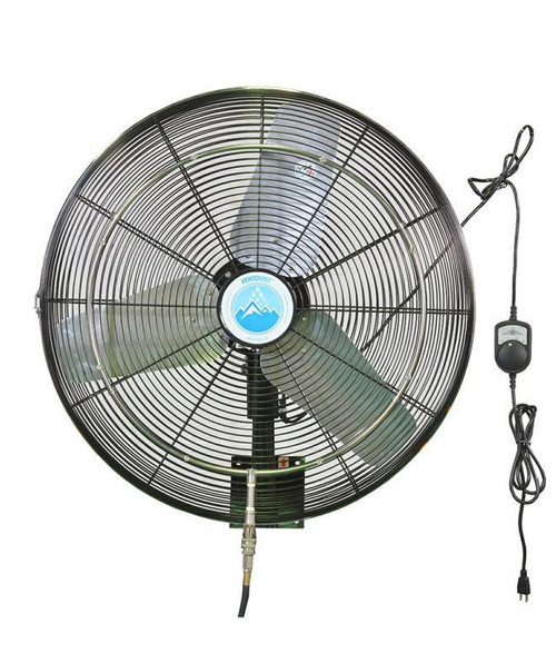 "Ventomist 30"" Misting Fan Head"