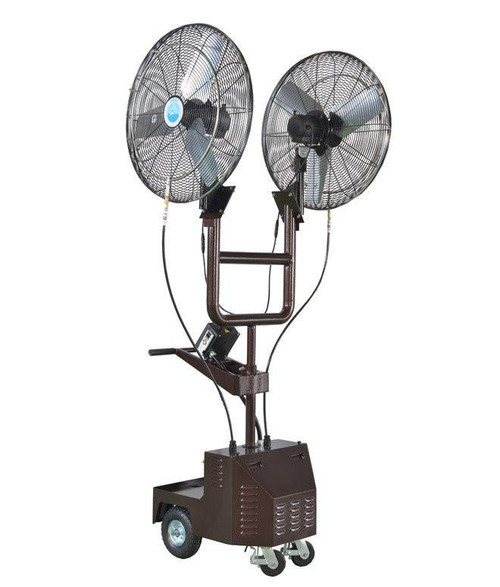 Ventomist Portable Dual 30″ Misting Fan Unit