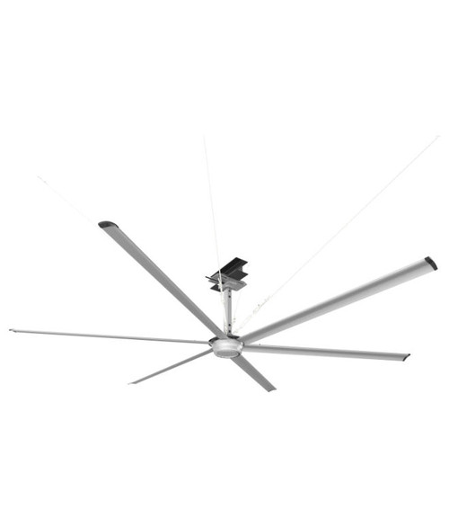 HVLS Commercial Ceiling Fan with BLDC Motor - 14 Feet Length Blades