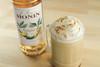 Monin Classic Flavored Syrups - 750 ml. Glass Bottle: Banana