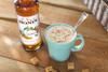 Monin Classic Flavored Syrups - 750 ml. Glass Bottle: Caramel