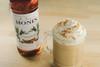 Monin Classic Flavored Syrups - 750 ml. Glass Bottle: Cinnamon