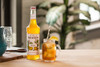 Monin Classic Flavored Syrups - 750 ml. Glass Bottle: Mango