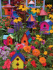 Birdhouses - 275pc Easy Handling Puzzle by Cobble Hill