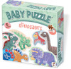Dinosaurs - 2,3,4pc Baby Jigsaw Puzzle by D-Toys